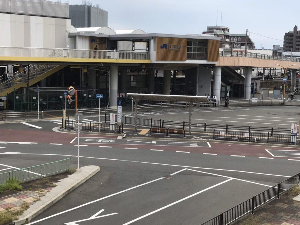 JR京都線「茨木」駅