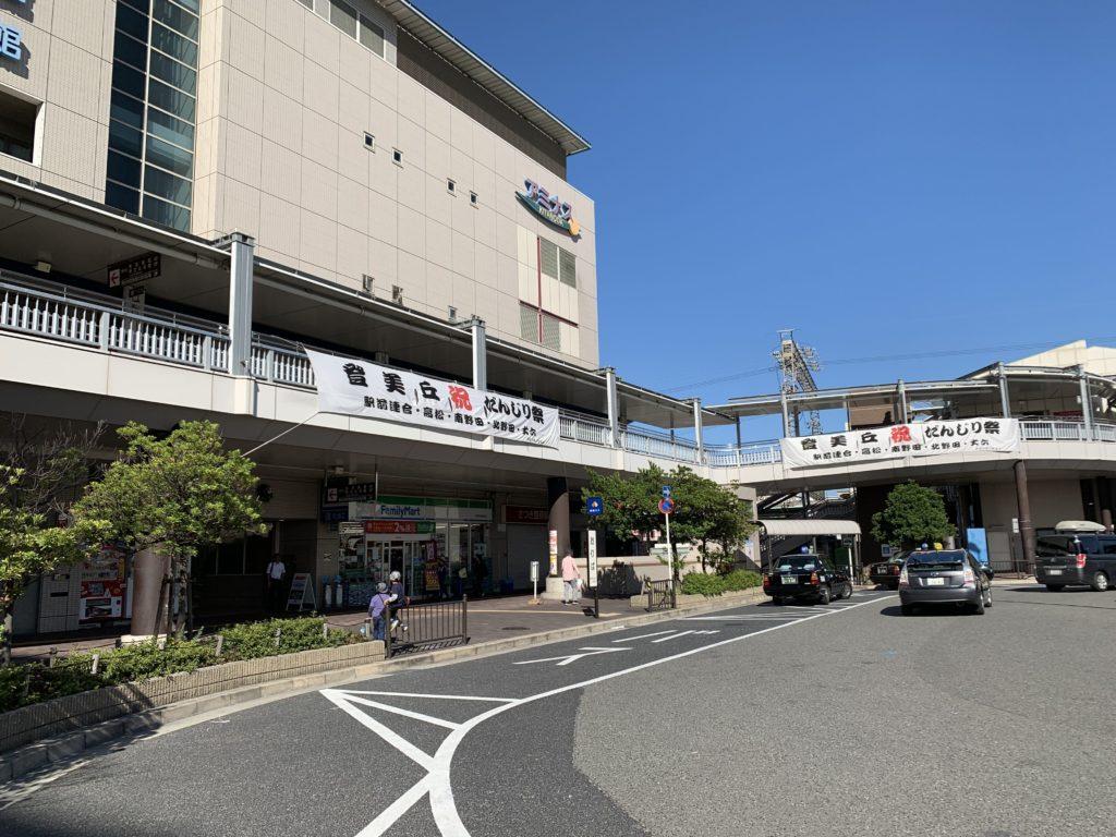 南海高野線「北野田」駅
