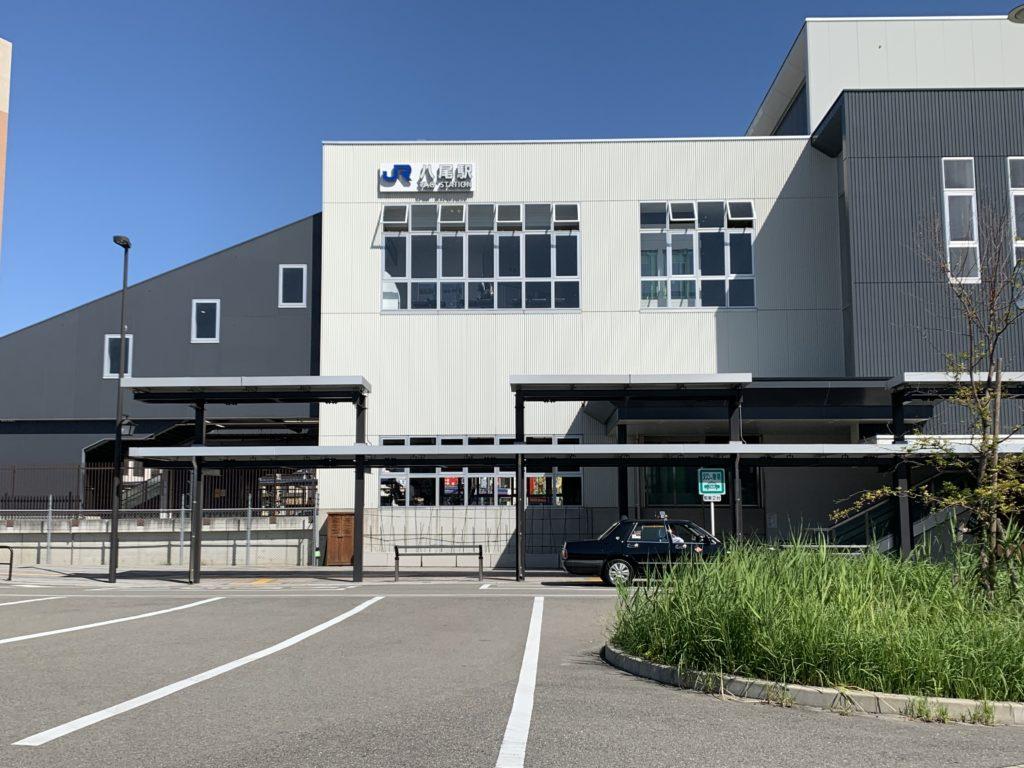 JR八尾駅