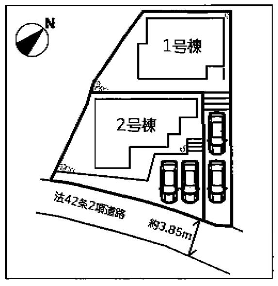 ハーモニータウン箕面粟生間谷西