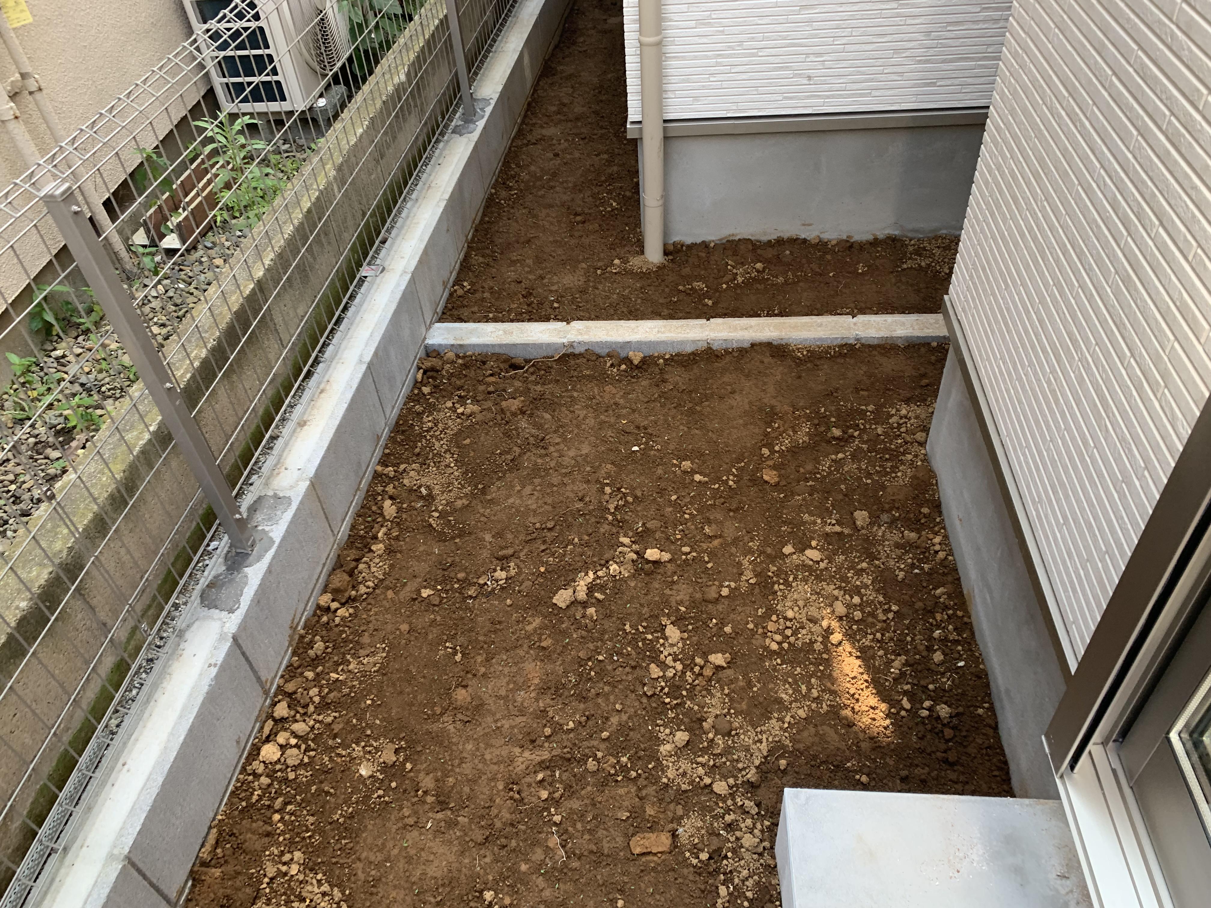 建売境界フェンス