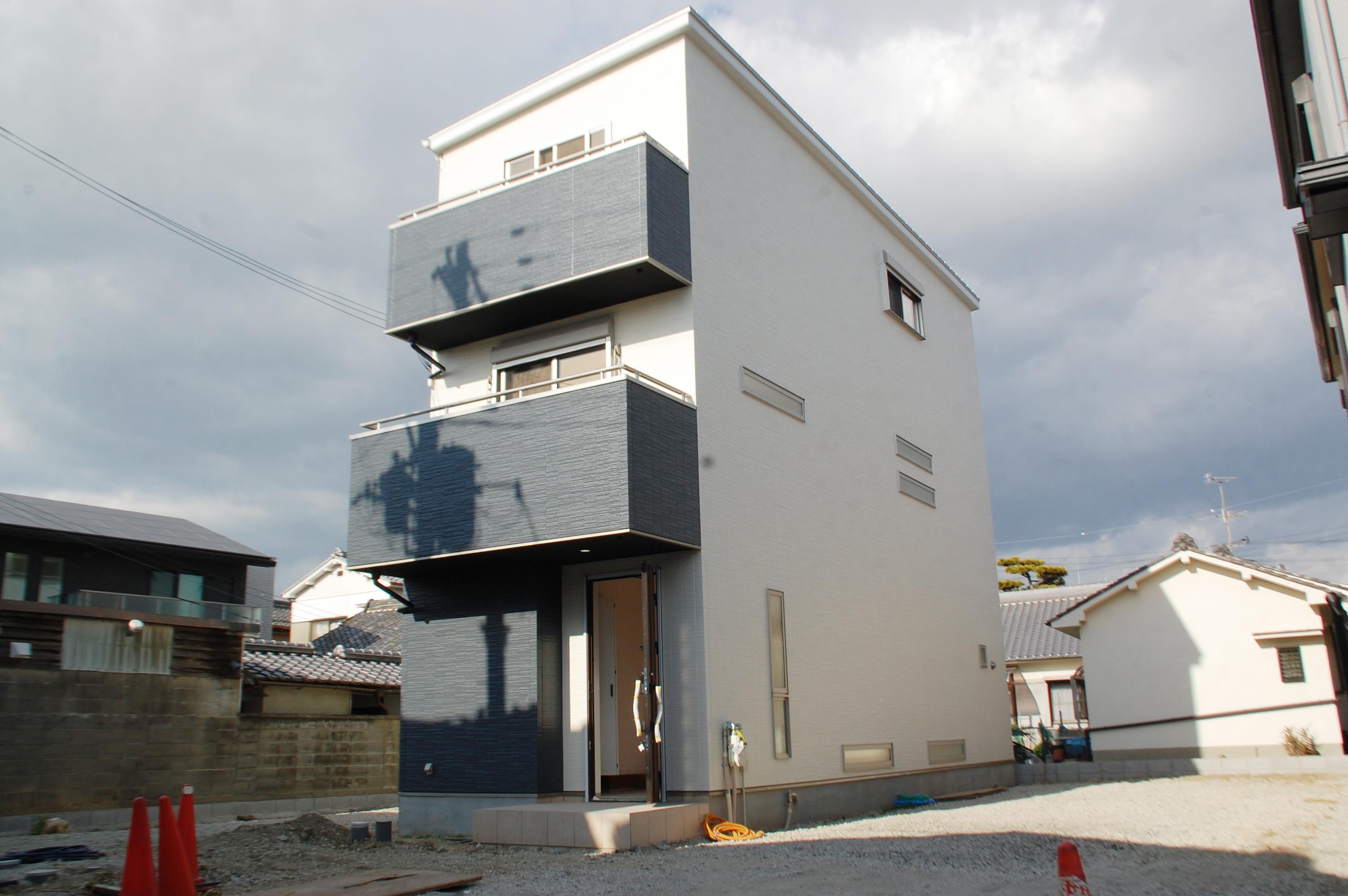 堺市北区金岡町新築一戸建て
