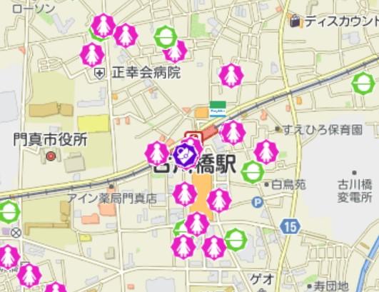 古川橋駅周辺の治安
